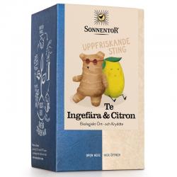 Sonnentor - Eterisk Olja Citron