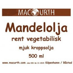 Macurth Massage Mandelolja...