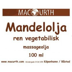 Macurth mandelolja 100 ml