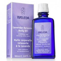 Weleda massageolja - Lavendel