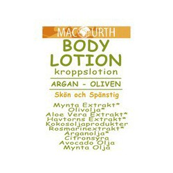 MacUrth Body Lotion Argan...