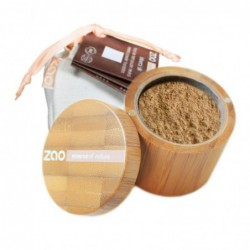 Zao Mineral Silk Foundation...