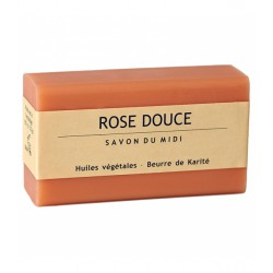 Savon du Midi Rose Douce