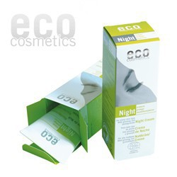 Eco Cosmetics Nightcream