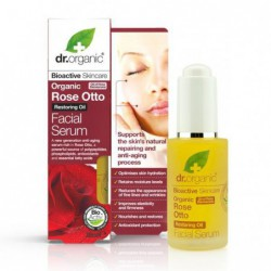 Dr. Organic Facial Serum...
