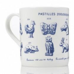 Rococo Mugg djur