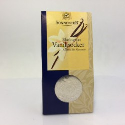 Sonnentor Vaniljsocker