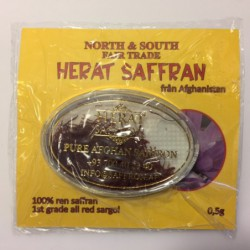 North & South Saffran