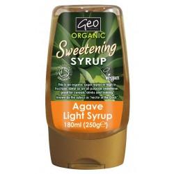 Geo Organic sweetening...