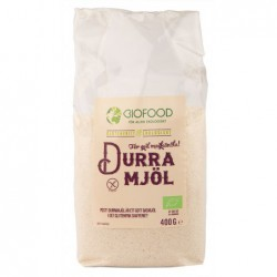 Biofood Durramjöl 400g