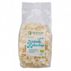Biofood - Rostade Kokoschips