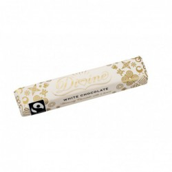 Divine white chocolate 40g