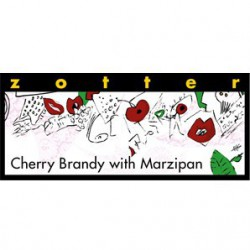 Zotter Cherry Brandy with...