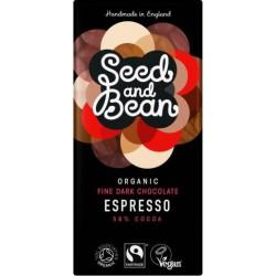 Seed and Bean mörk choklad...