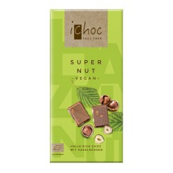 iChoc Supernut Vegan 80g