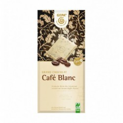 Gepa Grand Chocolat Café Blanc