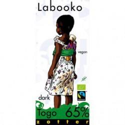 Zotter Labooko Dark Togo 68%
