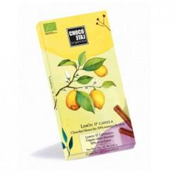 Chocolate Orgánico Limón &...