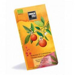 Chocolate Orgánico Naranja...