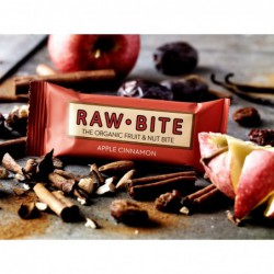 Raw Bite Apple Cinnamon