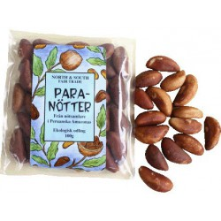 North & South Paranötter 100g