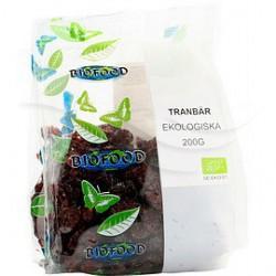 Biofood tranbär