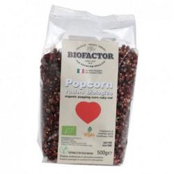 Ekologiska Popcorn Av Röd...