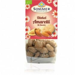 Sommer Dinkel Amaretti