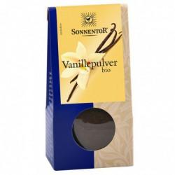 Sonnentor - Vaniljpulver 100%