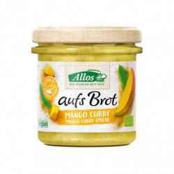 Allos Mango Curry Spread