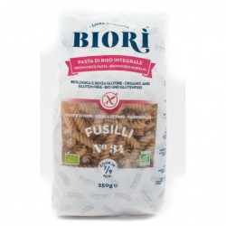 Biori Fusilli Brown Rice...