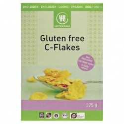 Urtekram glutenfria c-flakes