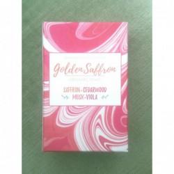 Grön Lycka Golden Saffron Tvål
