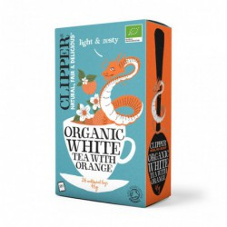 Clipper White Tea with Orange
