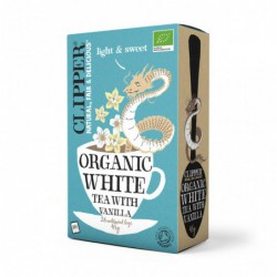 Clipper White Tea with Vanilla