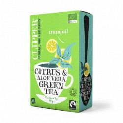 Clipper Green Tea Citrus &...