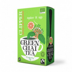 Clipper Green Chai Tea