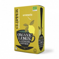 Clipper Lemon & Ginger...