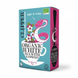 Clipper Organic White Tea...