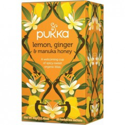 Pukka Lemon, Ginger &...
