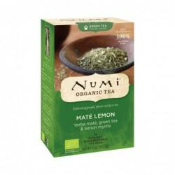 Numi Organic Tea Maté Lemon