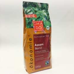 Cha-do Svart Te Assam Blend