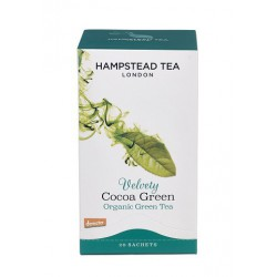 Hampstead Tea - Cocoa Green