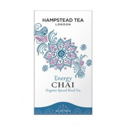 Hampstead Tea London Energy...