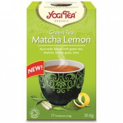Yogi Tea Green Tea Matcha...