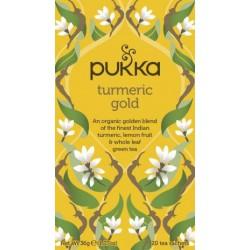 Pukka Turmeric Gold  36g