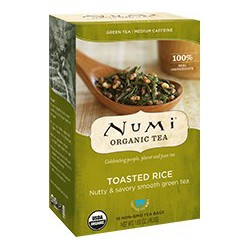 Numi Organic Tea Toasted...
