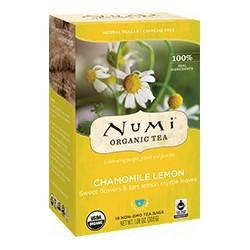 Numi Organic Tea Chamomile...