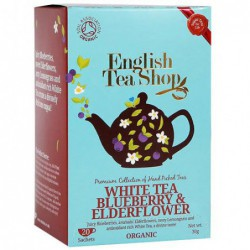 English Tea shop White tea...
