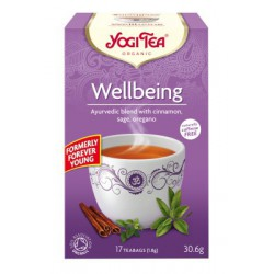 Yogi Tea Wellbeing
